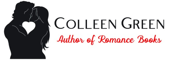 Author Colleen Green logo